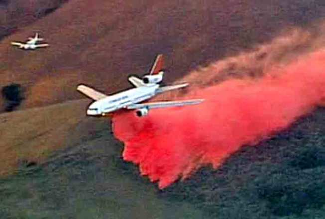 CalFire: SuperTanker Contract Likely Dead