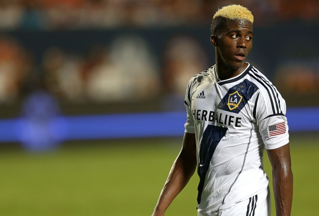 LA Galaxy Trade Gyasi Zardes and TAM for Ola Kamara