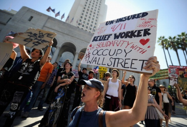 Occupy LA Policing and Cleanup Costs Could Hit $5M
