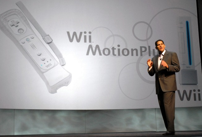 Nintendo's New Wii Remote is Spot On
