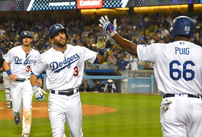 Dodgers go Back-to-Back, Rally Off Rockies to Snap Five-game Losing Streak at Home