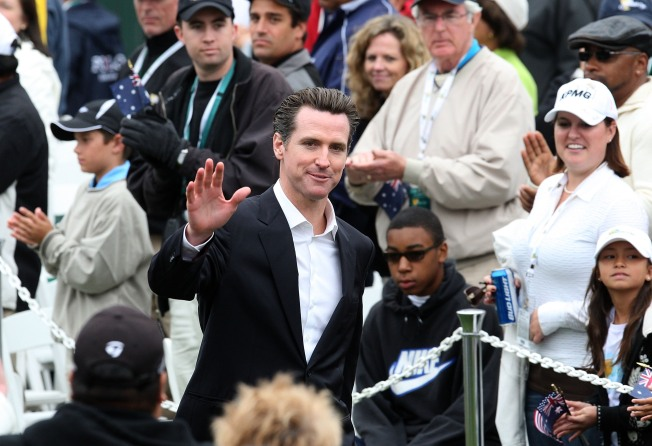 Newsom Drops Out of Governor Race