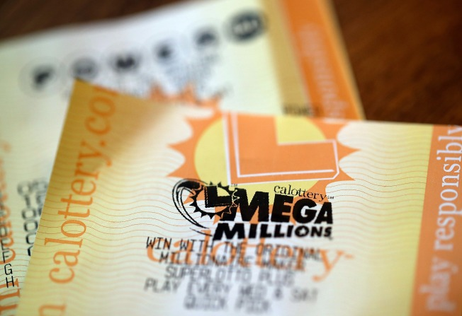 It's Not the Jackpot, But a Lottery Ticket Sold in South El Monte is
