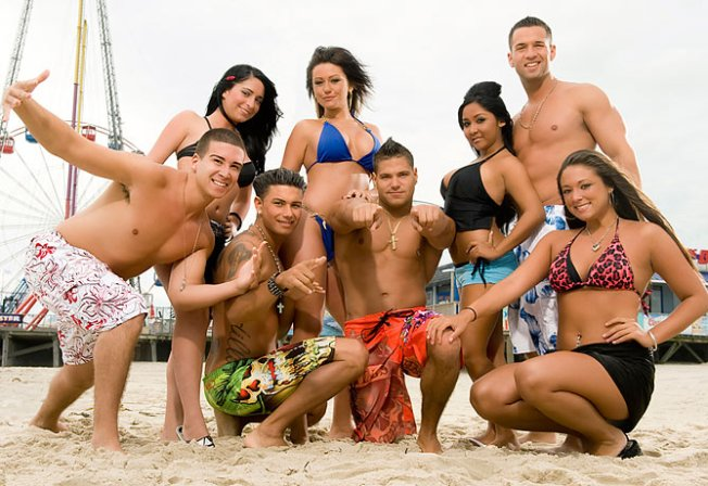 'Jersey Shore' Searches For New Castmates, Angelina Spotted In Miami