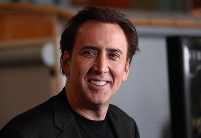 Actor Nicolas Cage Returns Stolen Dinosaur Skull He Bought for $276,000