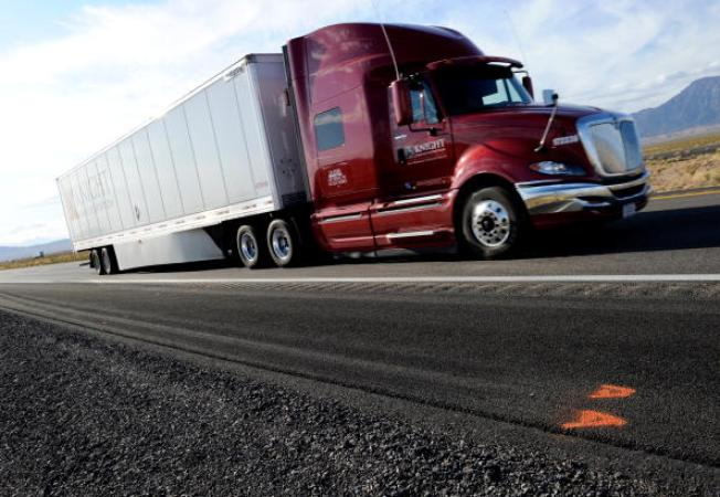 1 in 3 Trucks Too Dangerous for Roads