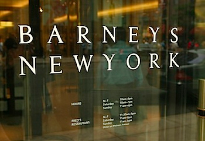 Attention, LA Shoppers: Barneys Warehouse Sale