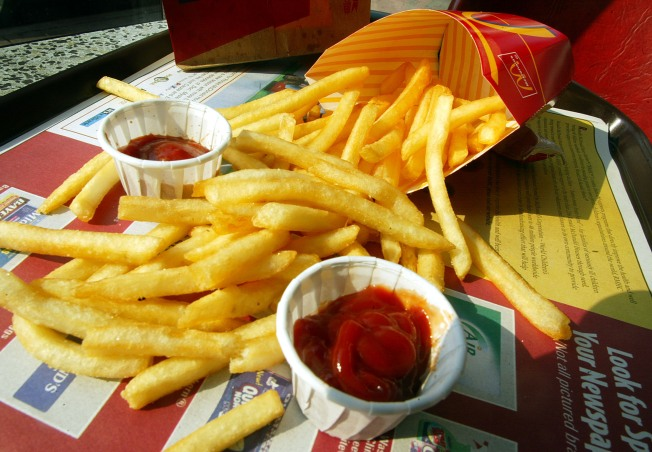 French Fries: Kids' No. 1 Veggie