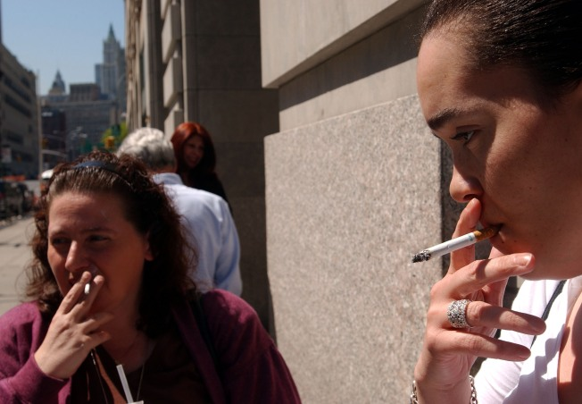 Secondhand Smoke Study Flawed; New Data Posted