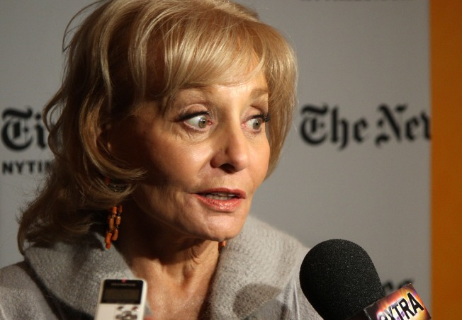 Barbara Walters to Have Heart Surgery