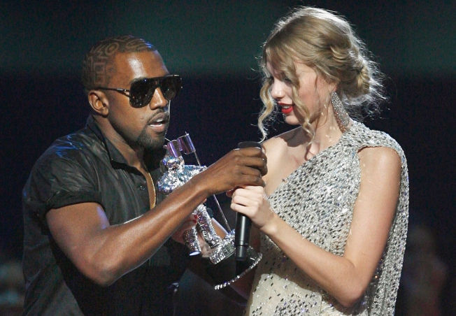 Kanye Writes Song for Taylor Swift
