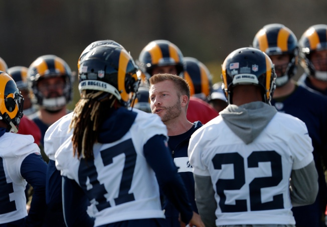 'We Not Me' and Other Sean McVay Philosophies Guide the Relentless Rams