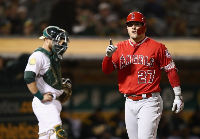Mike Trout And The Angels Are Close To Historic Deal Report Nbc