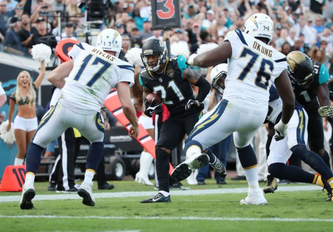 Jaguars Claw Back to Beat the Chargers, 20-17 in Overtime