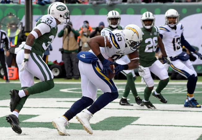Chargers Have Record-Setting Day On The Road, Keep Playoff Hopes Alive