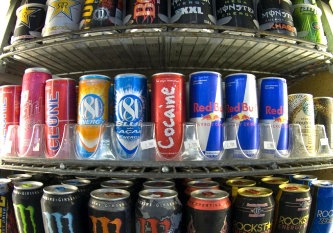 Report: Energy Drinks Packed With Unlisted Caffeine