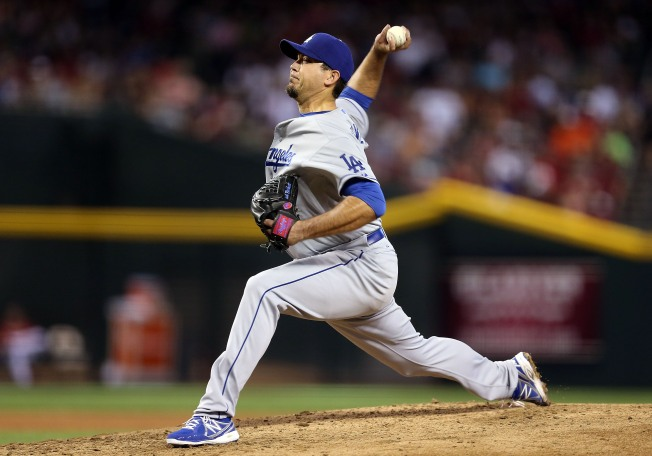 Dodgers Squander Beckett's Marvelous Pitching Performance