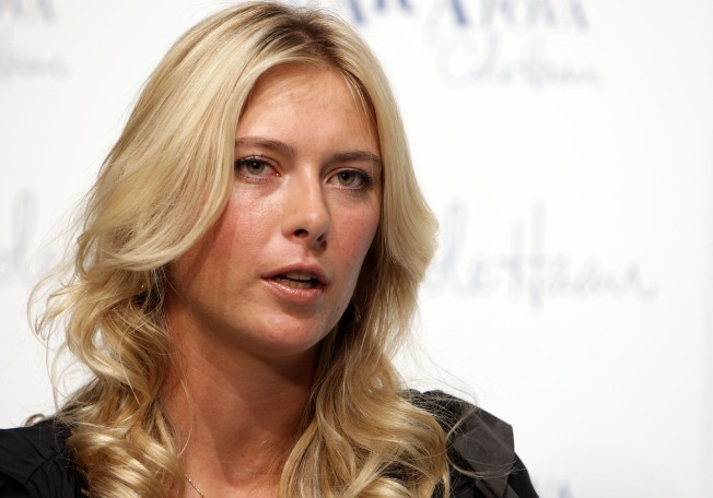 Lakers' Sasha Vujacic Dating Maria Sharapova