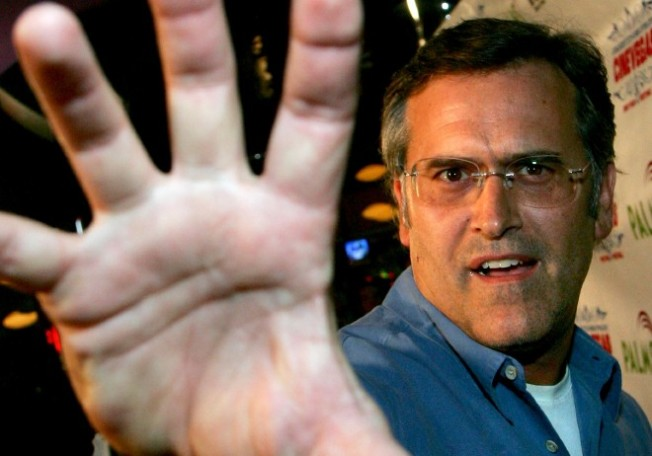 Bruce Campbell Gets Mouthy, and We Love It