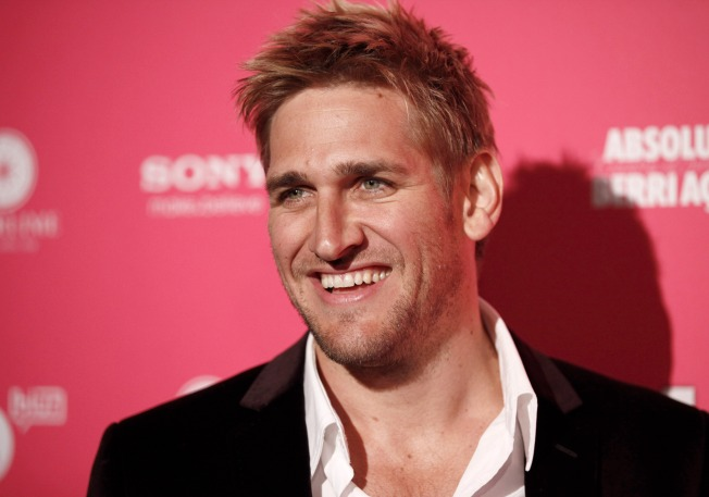 Bad News, Ladies: Curtis Stone Confirms He's Taken