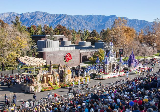 Navigating Pasadena During the 2017 Tournament of Roses
