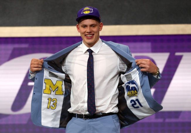 2018 NBA Draft: Lakers, Clippers Make Their Picks