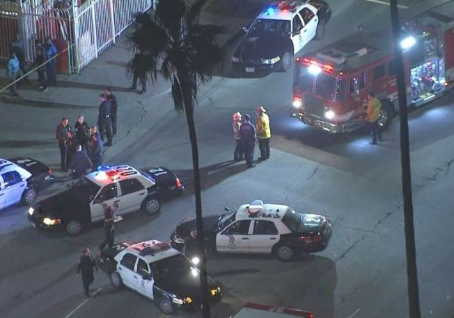 Two Killed, Two Wounded in South LA Shooting