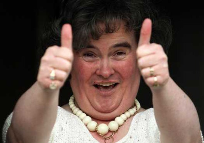 Important Questions: Should Susan Boyle Get a Makeover?