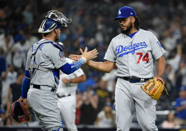 Dodgers Sit Alone in First Place in National League West After Taking Series With San Diego