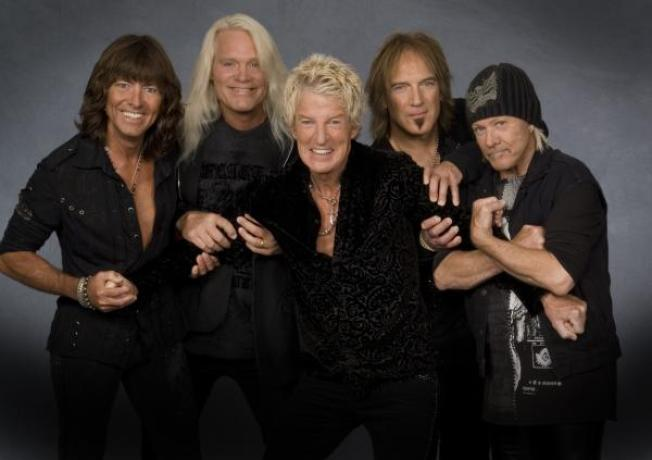 Your Waiters? REO Speedwagon