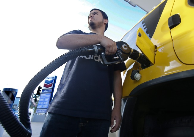 New California gas tax in effect