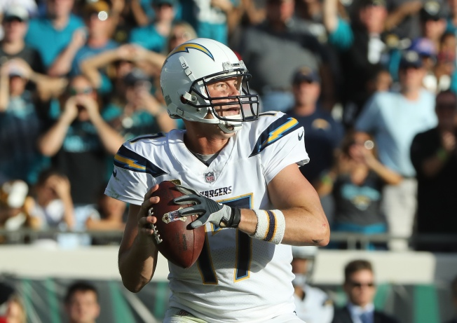 Will Philip Rivers Be Cleared to Play on Sunday Against Bills?