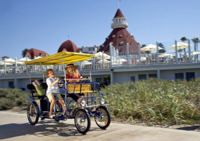 Worth the Drive: Fourth of July on Coronado Island