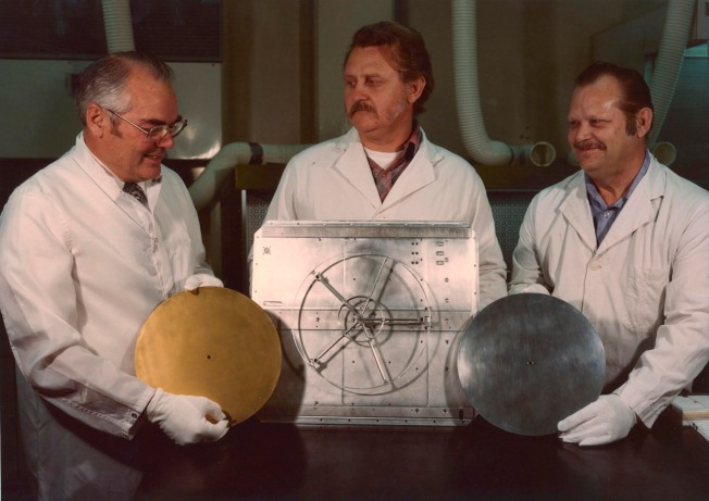 [la gallery] 70s Flashback: The Making of Voyager's Golden Record