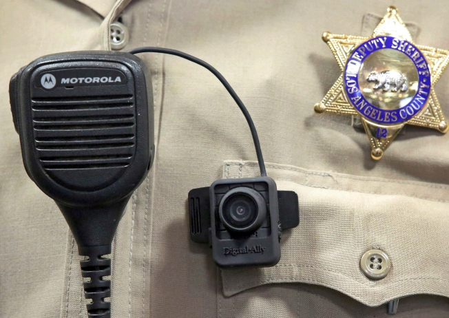 California Bill Would Require Cops to Release Body Cam Video