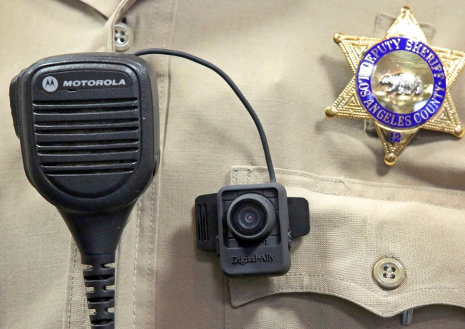 LA County Takes Next Step Toward Deputy Body-Worn Cameras