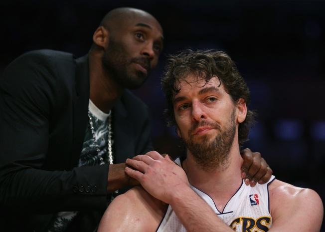 Lakers Swept Out of Playoffs by San Antonio Spurs