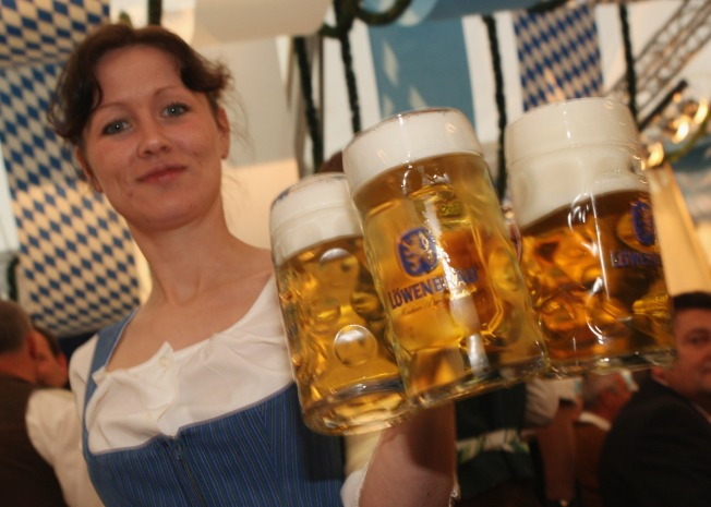 Oktoberfest Kicks Off in the Old World Village