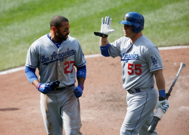 Kemp, Ellis Spark Victory, But Billingsley May Face Surgery