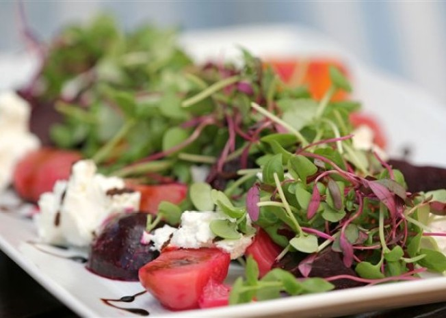 Eat This: Roasted Young Beets Salad