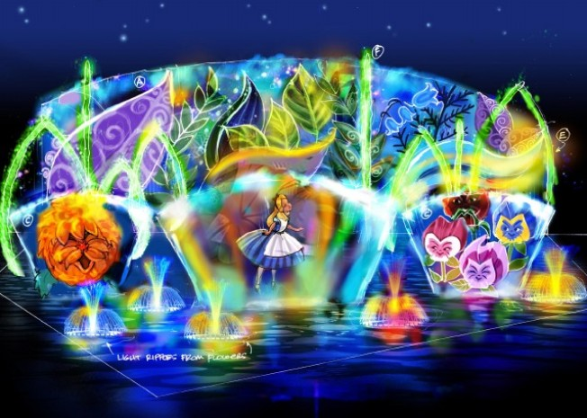 Disney's World of Color Gets Its Debut Date