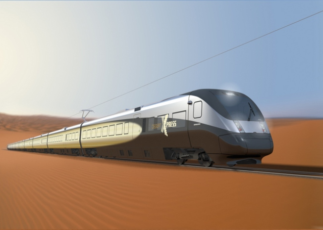 High-Speed Rail to Vegas Hits the Fast Track