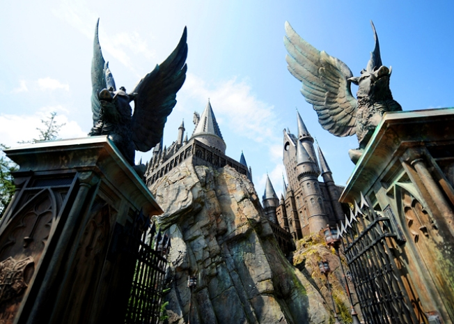 Hogwarts Coming to Universal Hollywood