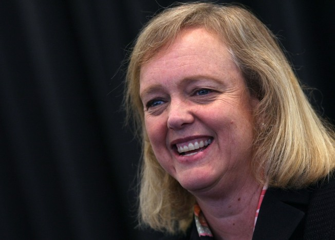 Nerd surge: Tech execs flock to ballot