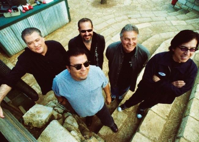 Free Los Lobos Show