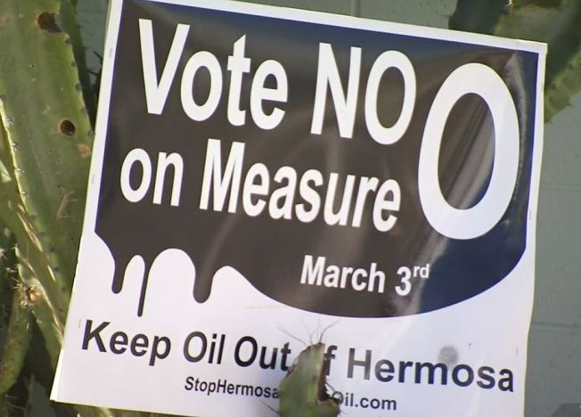 Hermosa Beach Residents Reject Oil Drilling Proposal