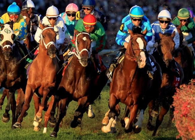 Breeders Cup Race Order