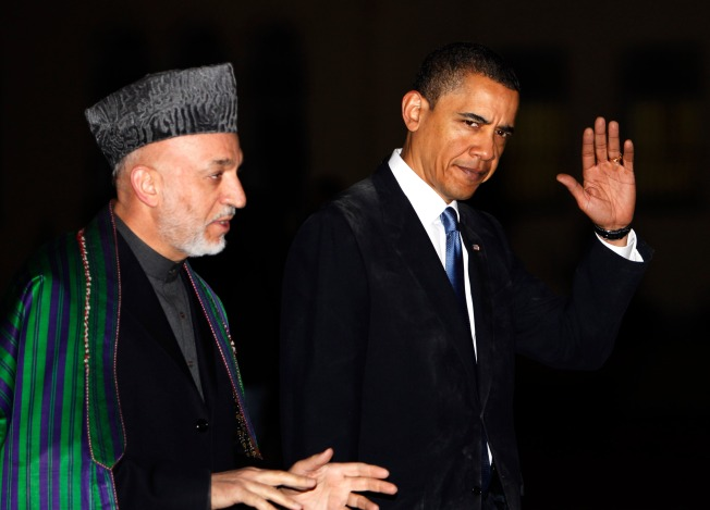 Making Sense of Obama's 6 Hours in Afghanistan