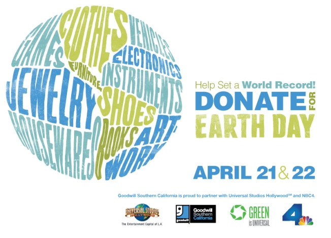 Breaking an Earth Day World Record