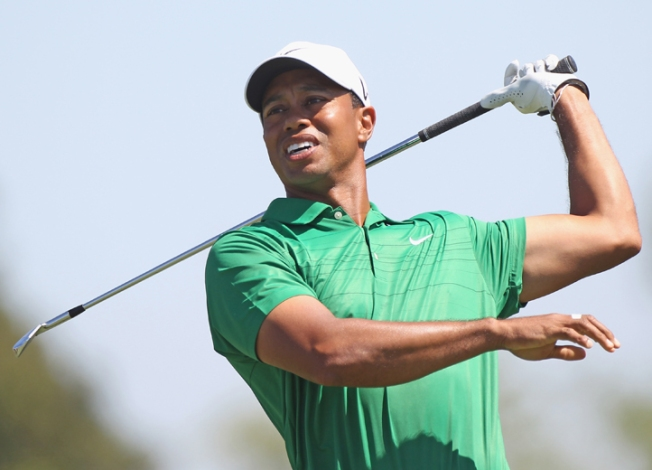 Tiger Woods Putting Himself Back in the Spotlight